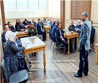 إدارة التدريب بالأزهر تنظم دورة في مجال «مكافحة الفساد»