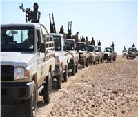 الجيش الليبي يعلن تدمير سفينة تركية في ميناء طرابلس البحري