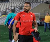 عادل مصطفى : الأهلي سيتأثر بغياب كهربا بعد إيقافه لنهاية الموسم