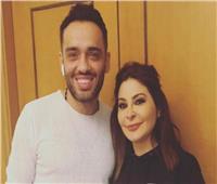 «إحساسك وصوتك رائعين».. إليسا تهنئ رامي جمال بألبومه الجديد