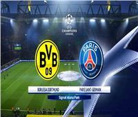 بث مباشر| مباراة بوروسيا دورتموند وباريس سان جيرمان