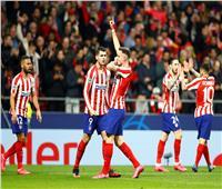 فيديو| نهاية الشوط الأول.. أتلتيكو مدريد يتقدم بهدف وسط سيطرة سلبية لليفربول