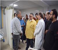 محافظ البحر الأحمر لأهالي الشلاتين: الرئيس كلفني بالارتقاء بالملف الصحي