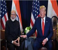 ترامب: نعكف على اتفاق تجاري كبير مع الهند.. لكنه سيستغرق وقتًا