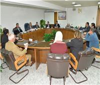 محافظة أسيوط تعقد إجتماعاً تنسيقياً لبدء تنفيذ المبادرة الرئاسية «نور حياة»