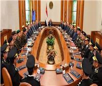 محافظ أسيوط يشارك في اجتماع رئيس الجمهورية باللجنة العليا لاسترداد أراضي الدولة