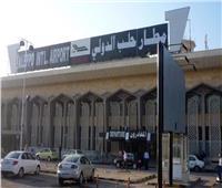 مطار حلب السوري يستقبل أول رحلة طيران منتظمة منذ ثمانية أعوام