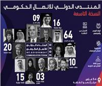 القائمة الكاملة للمشاركين في المنتدى الدولي للاتصال الحكومي
