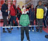 بالصور| انطلاق المسابقة الوطنية للاولمبياد الخاص المصري في رفع الأثقال