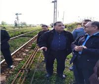 """السكة الحديد: تعديل موعد قيام قطار ركاب """"دمياط/المنصورة/طنطا"""""""