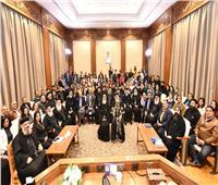 البابا تواضروس يكرم المدربين المتميزين بمشروع ١٠٠٠ معلم كنسي