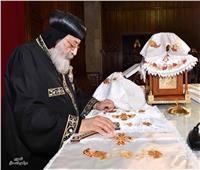 البابا تواضروس يترأس اجتماعه الأسبوعي بالكاتدرائية