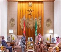 السعودية وإريتريا تبحثان العلاقات الثنائية