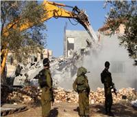 لصالح الاستيطان.. الاحتلال يخطر بهدم أربعة مساكن جنوب الخليل