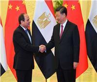 الرئيس الصيني يبعث رسالة شكر لـ«السيسي» على دعمه في مواجهة «كورونا»