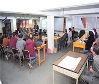 جامعة سوهاج تواصل فعاليات الدورة الرابعة «TOT» للتدريب