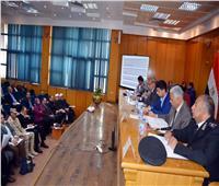 محافظ القليوبية يوجه رؤساء الأحياء بالتواصل مع المواطنين وعقد لقاءات جماهيرية