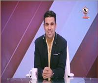 فيديو| خالد الغندور يحتفل بطريقة هيسترية بعد تتويج الزمالك بالسوبر