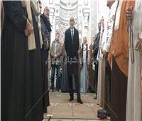 صور| «الرفاعية» يحتشدون للاحتفال بمولد علي زين العابدين
