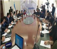 وفد الإيسيسكو يختتم زيارته إلى أوزباكستان