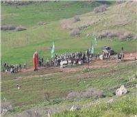 تحت حماية الاحتلال.. مستوطنون إسرائيليون يقتحمون مناطق بالأغوار الشمالية
