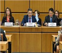 مصر تُسلم رئاسة مجموعة الـ77 والصين في فيينا
