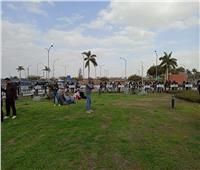 تواجد أمني مكثف بمطار القاهرة استعدادًا لوصول بعثة الزمالك| صور