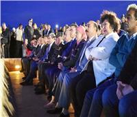 ختام مهرجان أسوان الدولي الثامن للثقافة والفنون