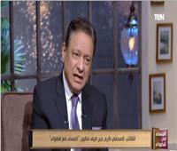 كرم جبر: بعد 25 يناير تم إزاحة القيادات الصحفية ذات الخبرة