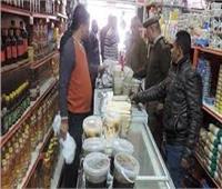 تحرير 53 مخالفة تموينية للمخابز البلدية والأسواق في المنيا