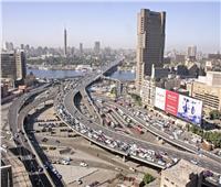 مرور القاهرة يغلق منزل كوبري أكتوبر بعد منتصف الليل