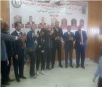 بمشاركة 22 جامعة.. ختام مهرجان كرة السرعة الثاني عشر بالغردقة