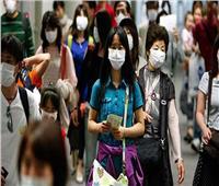 زيادة حالات الإصابة الجديدة بكورونا في اليابان مرة أخرى