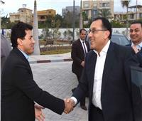 رئيس الوزراء يفتتح فرع نادي الجزيرة بمدينة السادس من أكتوبر