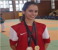 الأولمبية تهنىء نور حسين بالتأهل لأولمبياد طوكيو
