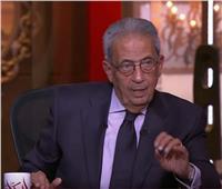 عمرو موسى: الصلح والاصطفاف الفلسطيني أساس دخول أي مفاوضات
