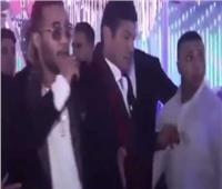 محمد رمضان عن باسم سمره: «لو كان فى وعيه كنت ناولته بالشمال»