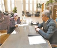 حوار| رئيس جامعة الزقازيق : 14 كلية متميزة بفرع «العاشر» وتطبيق التحول الرقمى فى الامتحانات والتصحيح