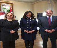 قنصل مصر العام بشيكاغو: تأسيس جمعية للأطباء وترتيب زيارة إلى مصر لشباب الجالية