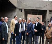 محافظ القليوبية يدعم حي شرق شبرا بـ 51 مليون جنيه للقضاء على القمامة