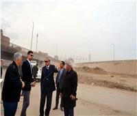 محافظ القليوبية يتفقد أعمال إزالة تراكمات الدائري مع تقاطع طريق «شبرا- بنها الحر»