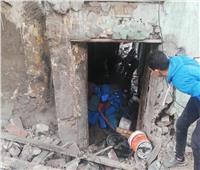 محافظة القاهرة تبدأ في إزالة منطقة حكر السكاكيني بالشرابية