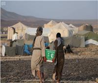 مركز الملك سلمان للإغاثة يوزع سلال غذائية.. ويعيد تأهيل الأطفال في اليمن