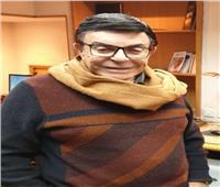سمير صبري ضيف معرض مسقط الدولي للكتاب