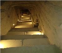 استعدادات وزارة السياحة والآثار للافتتاح الوشيك لمنطقة آثار سقارة