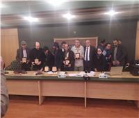 «الصحفيين» تكرم لجنة التحكيم في مسابقة جوائز الصحافة المصرية