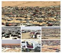 مقابر السيارات «مليارات منهوبة».. من يستثمر الكنوز المفقودة؟