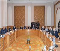وزير الخارجية يلتقي بوفد من اللجنة اليهودية الأمريكية