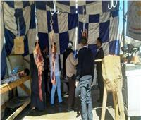 محافظ أسوان يقرر: غلق وإزالة الشوادر العشوائية لبيع اللحوم