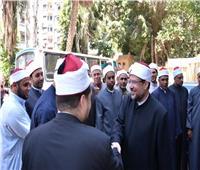 الأوقاف: السبت المقبل.. انطلاق الفوج الثامن لمعسكر الأئمة بالإسكندرية